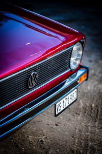 VW Golf One